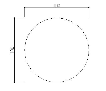 正方形を角丸めした状態
